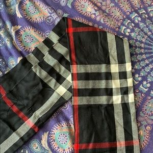 Other - Burberry Scarf